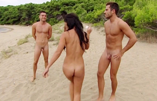 Nude girls from reality tv all clear