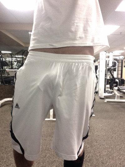 freeballing gym guy