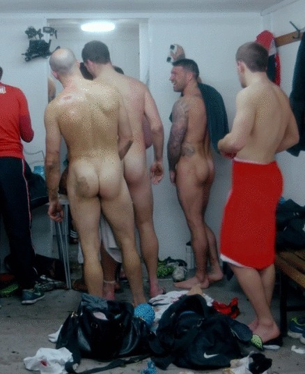 Locker Room Naked Guys 39