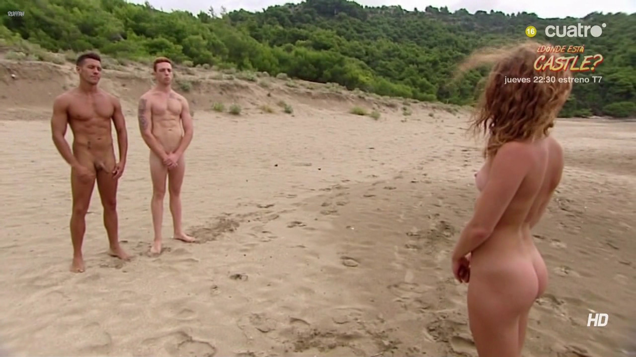 naked guys tv