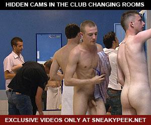 sneaky peek spycam guys lockerroom 300