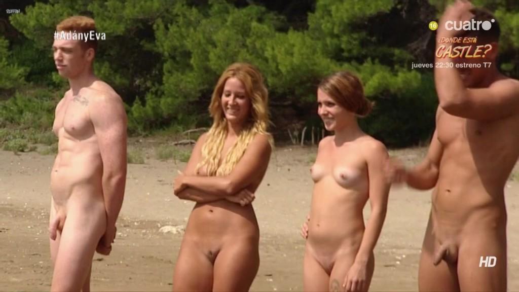 Reality tv wife nude