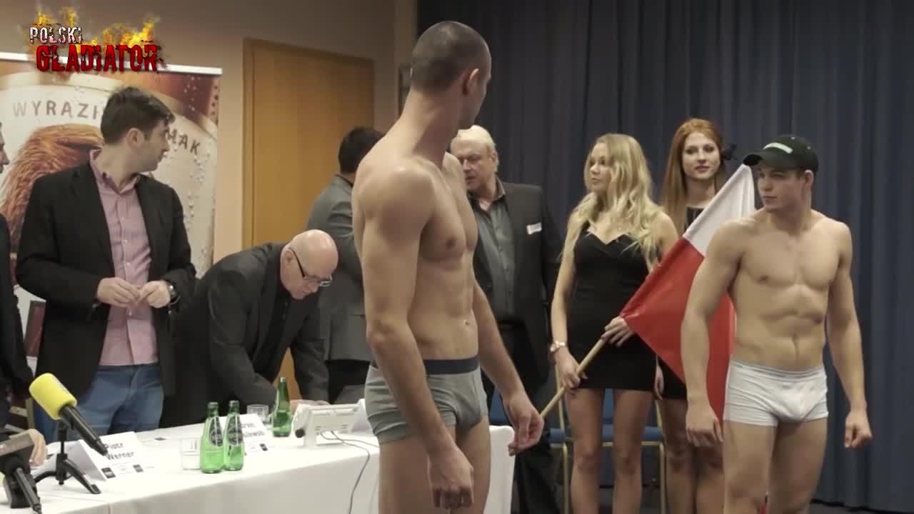 Wojak Boxing naked boxers