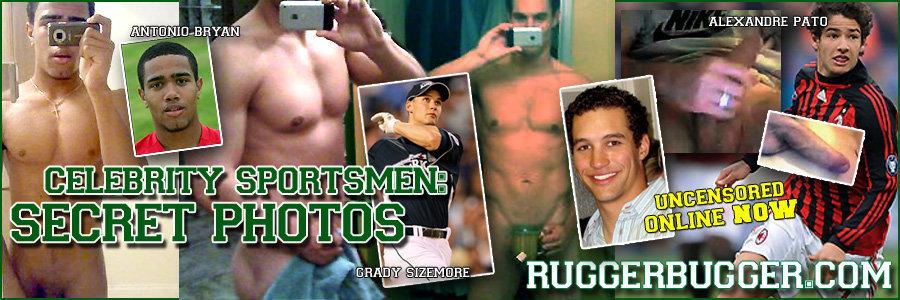 ruggerbugger famous sportsmen naked