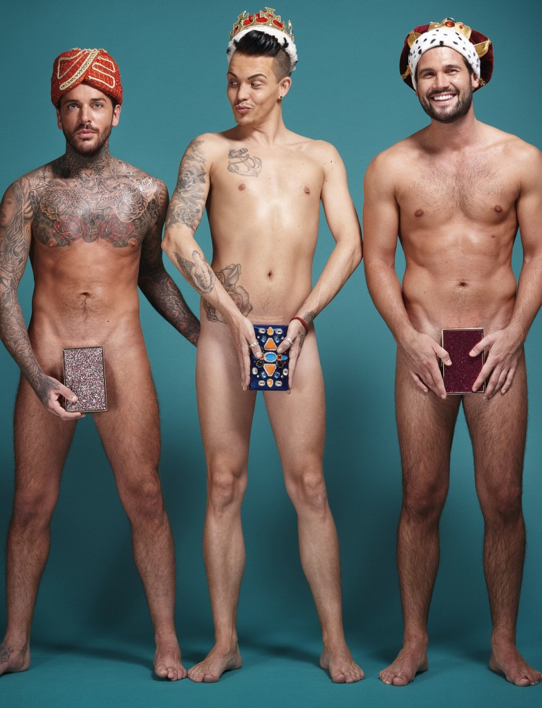 uk tv male stars naked