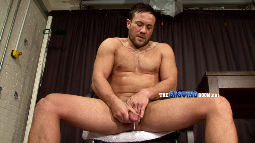 jerking big dick thecastingroom
