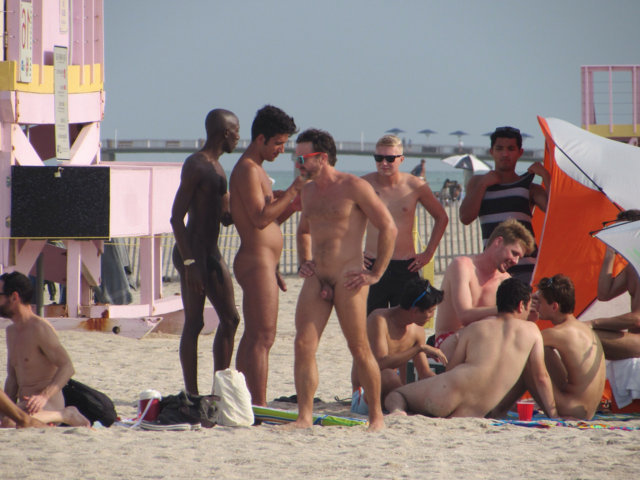 nudist guys
