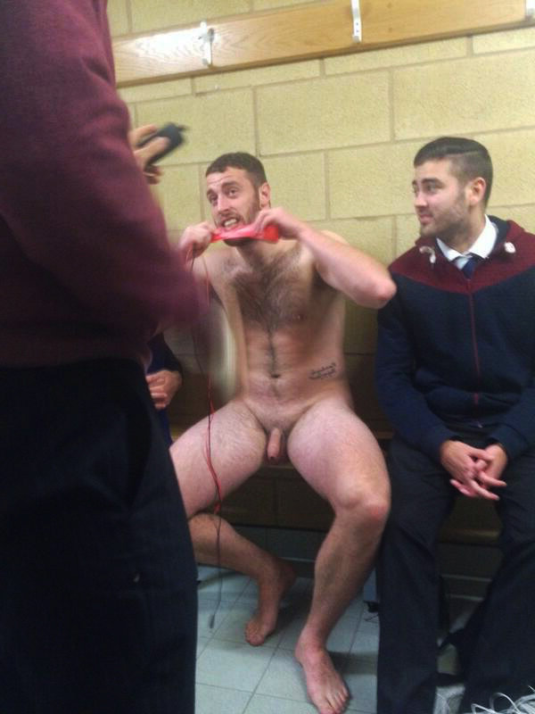 Videos in mens locker room gay