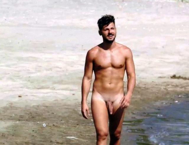 riccardo vallone adam eve italian tv uncensored naked