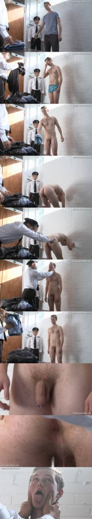 naked guy strip search hell