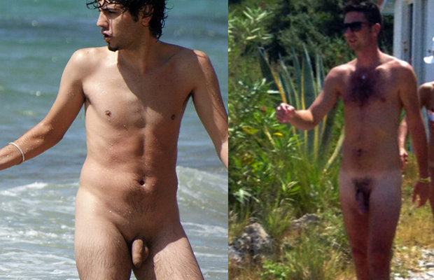 Male nudist world