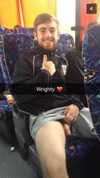 guy flashing dick on bus