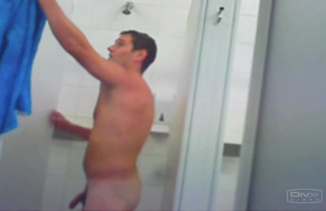 rugby player naked shower spycamfromguys