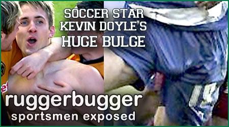 ruggerbugger footballer bulges