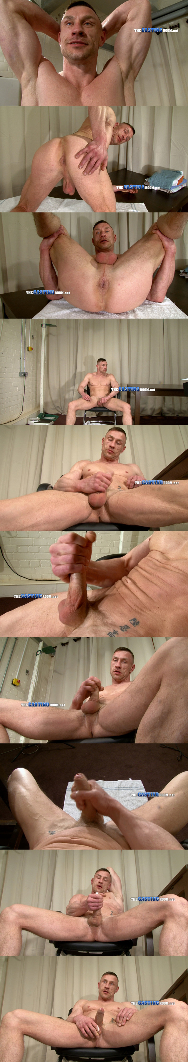 straight muscled man wanking naked audition