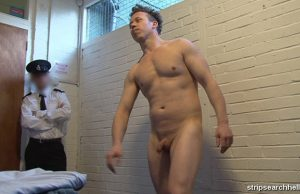 strip search hell uncut sexy guy naked