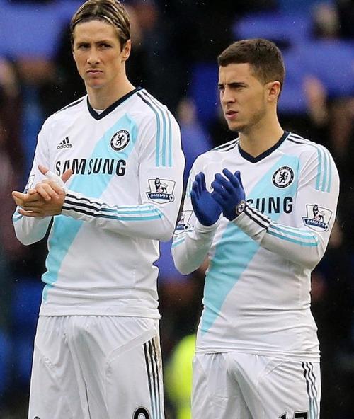two footballers big bulges