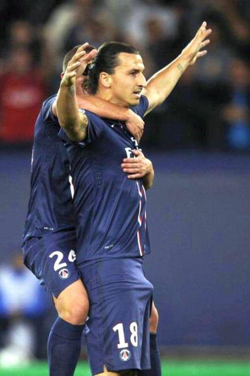 Zlatan Ibrahimović big bulge