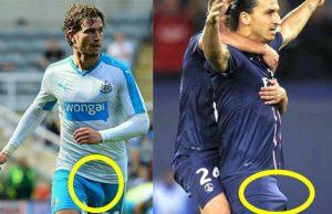 footballers bouncing dick bulges