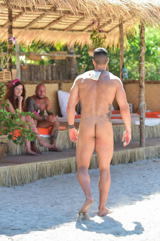 krisztian naked ass adam eve reality