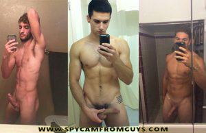 guys naked selfies amateur