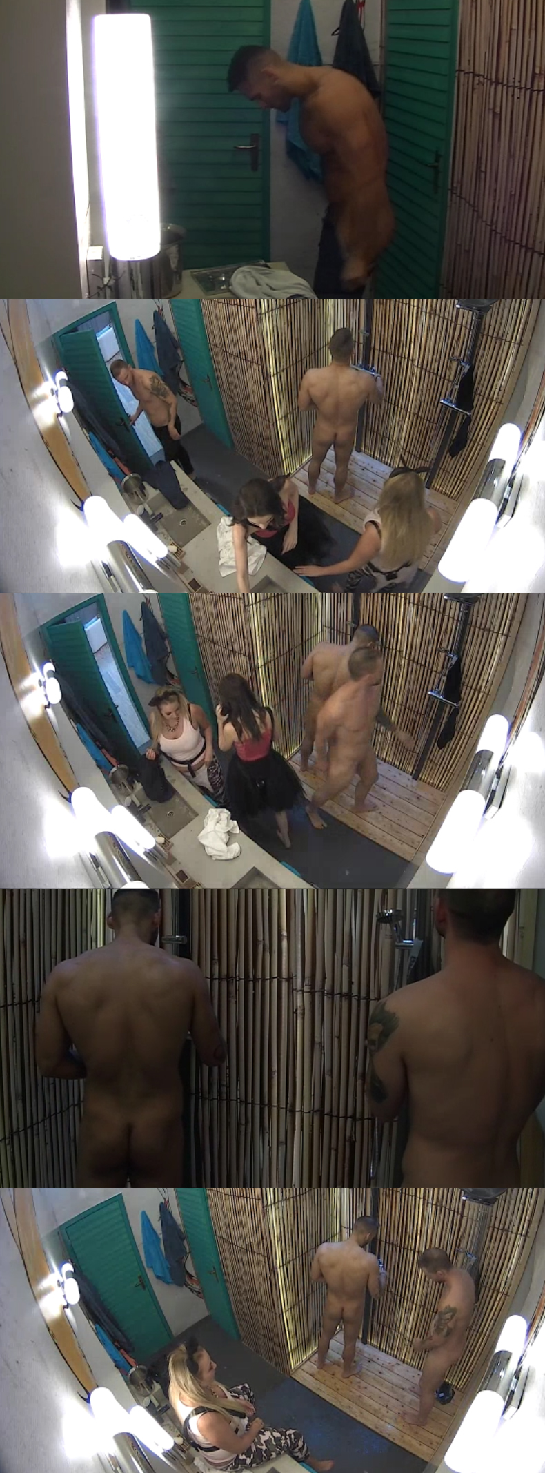 big brother hungary naked shower lori david