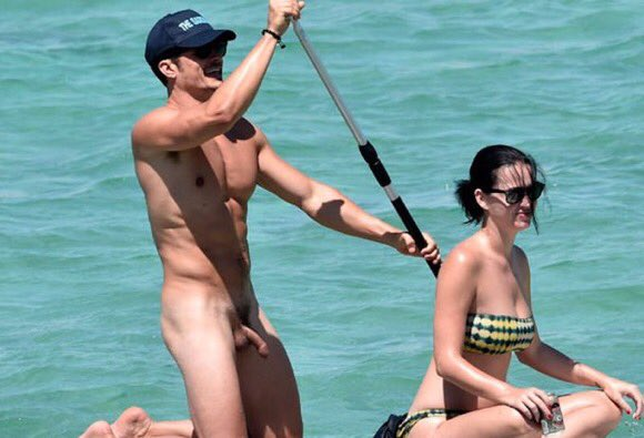 orlando bloom naked