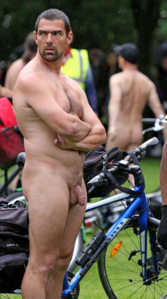 wnbr man naked public