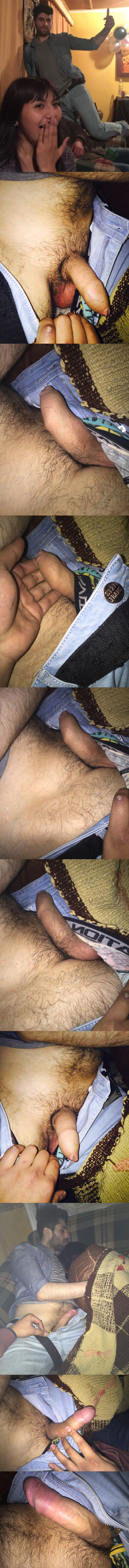 guy-depantsed-while-sleeping-hard-dick