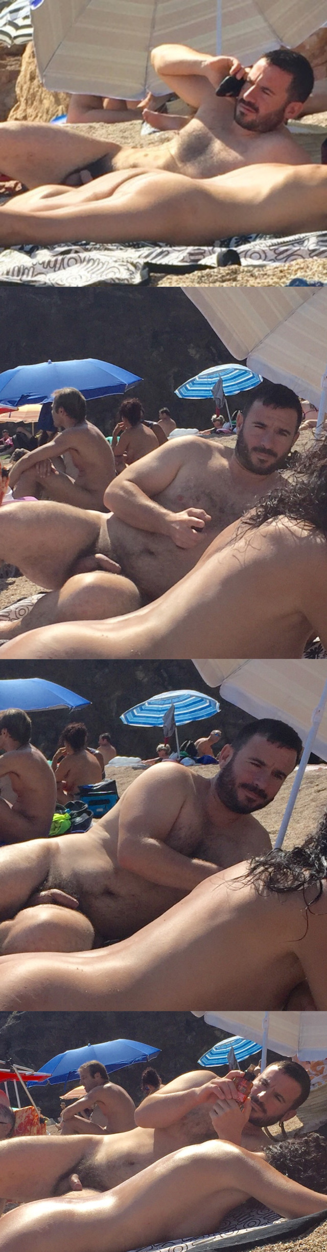 nudist man hairy cock