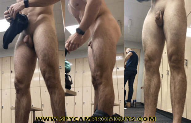Spy cam mens locker room