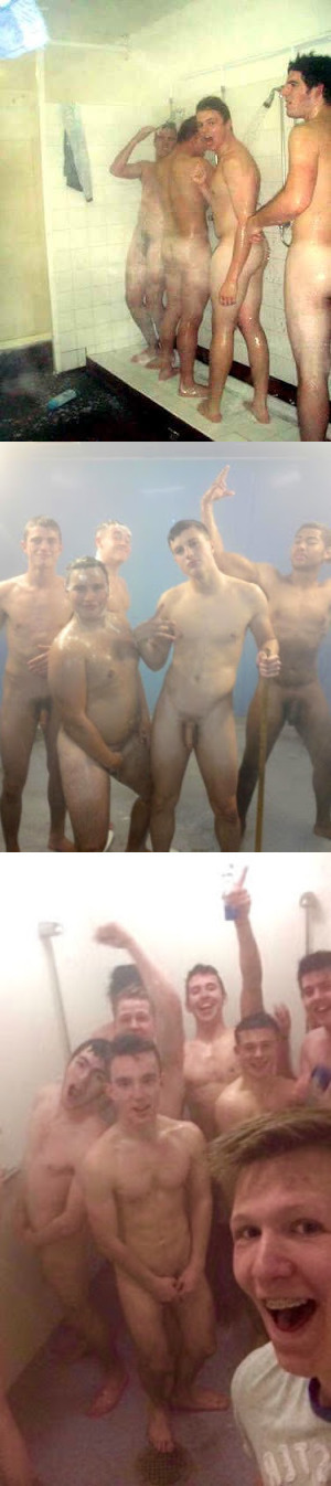 naked-sportsmen-team-shower