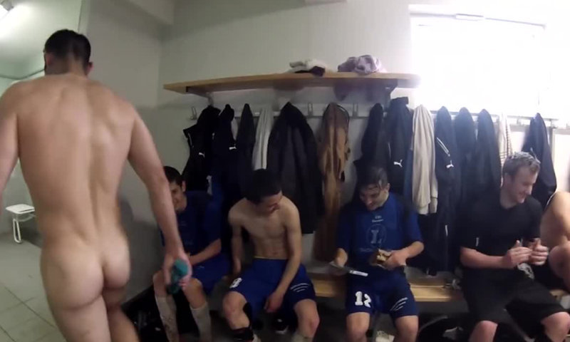 from Michael naked locker room