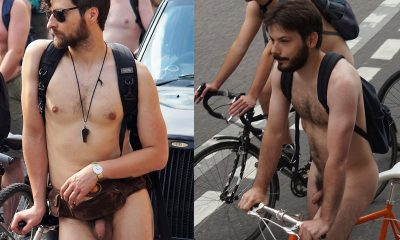 You london world naked bike ride erection sounds tempting