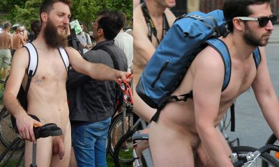 Thank for london world naked bike ride erection can you
