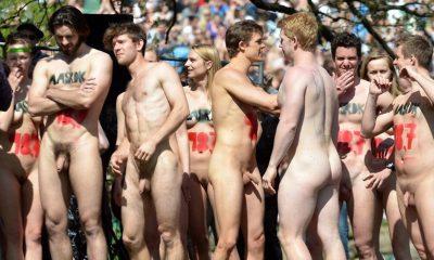 Gif nude girl giving handjob