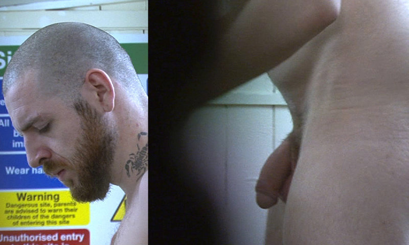 Naked masculine men