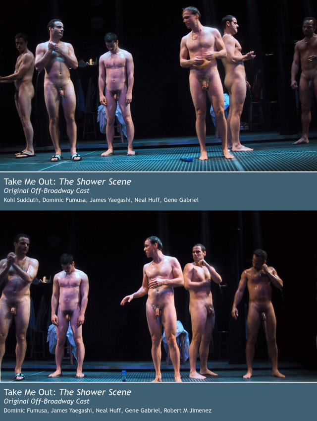 Naked male acttors