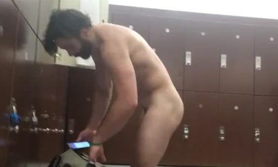 Horny guys ass ramming