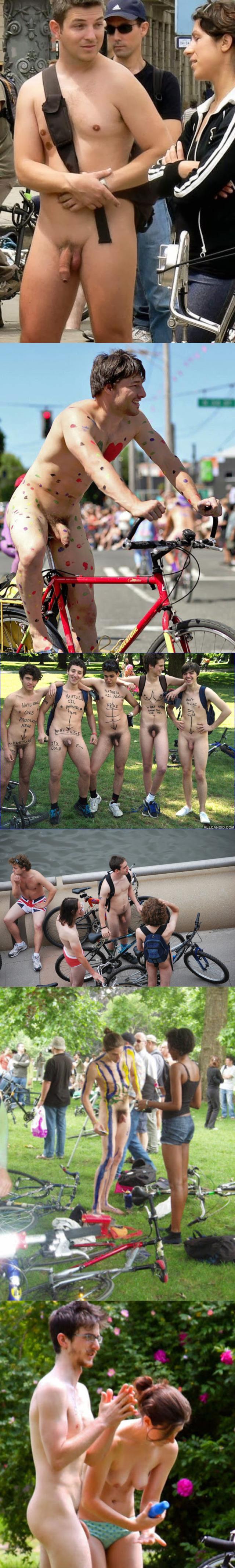 guys naked public wnbr