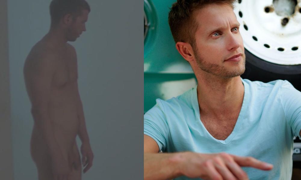 Bernhard Bozian full frontal naked in movie