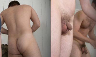 footballers caught naked by spycam in locker room