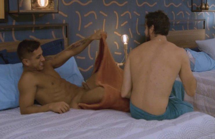 Luan naked tv serie soltos en floripa