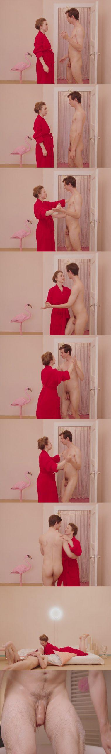 Malte Bündgen full frontal naked in movie