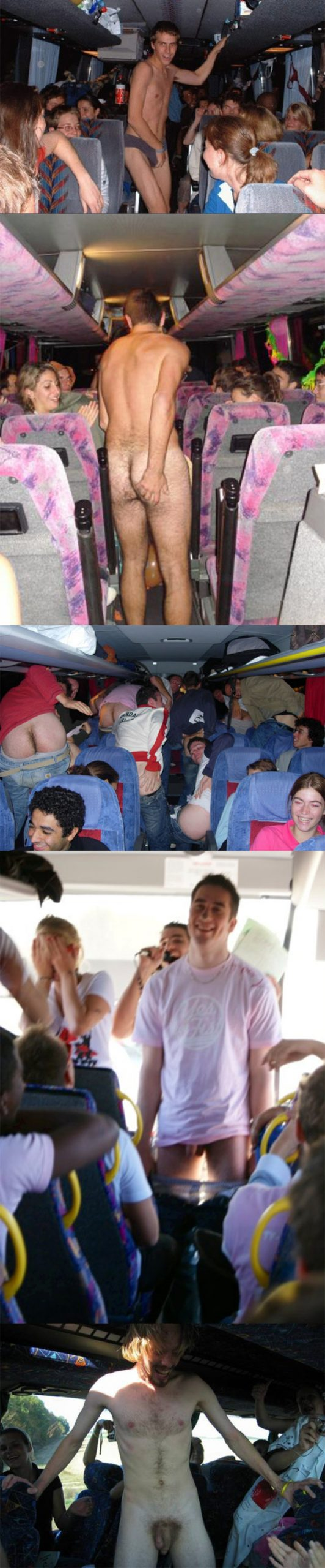 nude rugby guys on the bus
