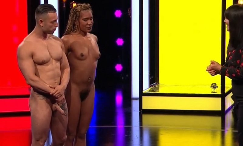 guy getting boner naked attraction tv show