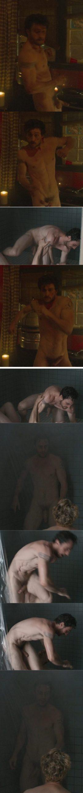 Aaron Taylor Johnson full frontal naked