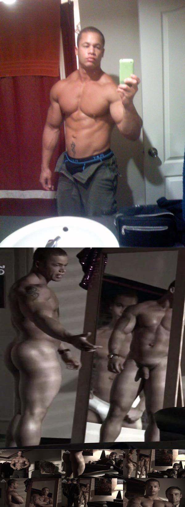 matthew rush naked in third man out