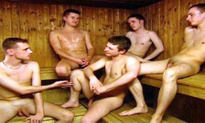 naked guys medical tv programme