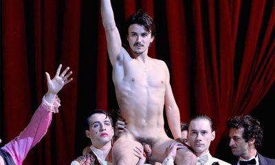 Felix Beauperin full frontal naked in Le Banquet d'Auteuil